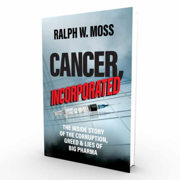 Cancer, Incorporated book cover