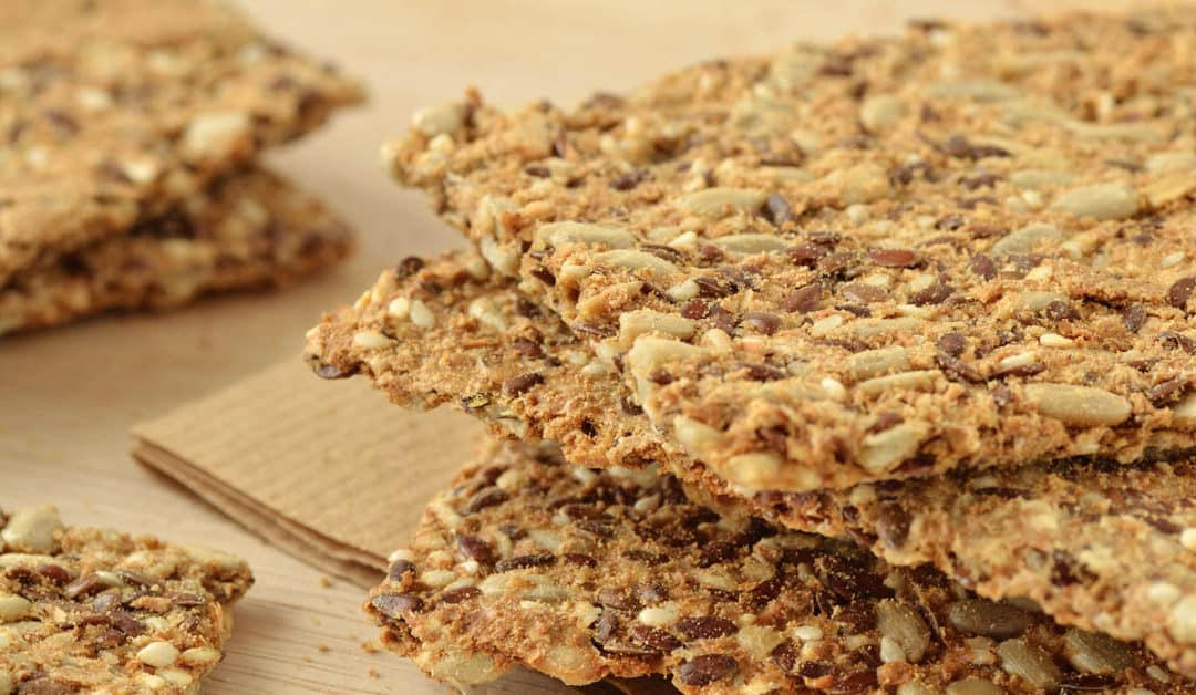 How to Make Ralph's Superior Seed Crackers