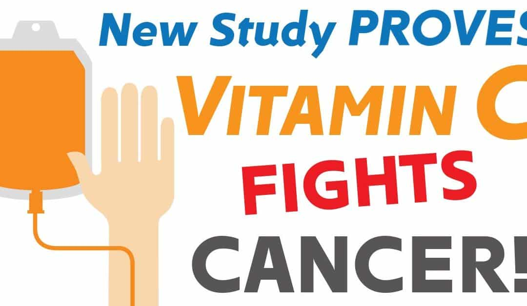 A New Study PROVES Vitamin C FIGHTS CANCER!
