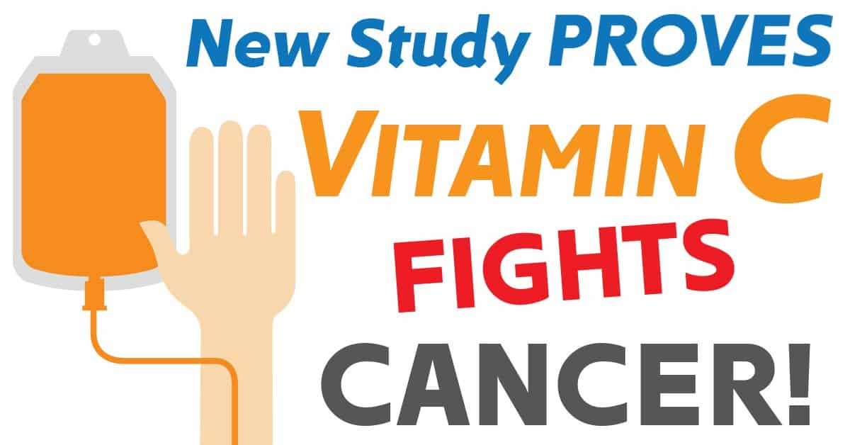 Vitamin C Fights Cancer in a New Study • Moss Reports